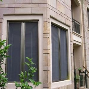 成都钢网防护窗